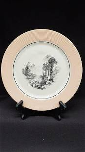 Transferware on to the Plate