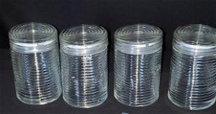 Ribbed Containers for Kitchen