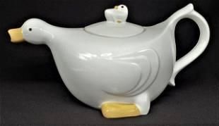 MCM Duck Tea Pot