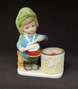 Porcelain Drummer Boy Figurine 2 of 2