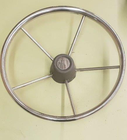 Vintage Chris Craft Steering Wheel