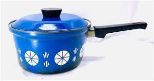 Cathrineholm Enamelware Pot