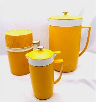 Vintage Mid-Century Thermos Collection