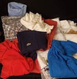 Lot of 13+ Shirts sizes Medium to Large