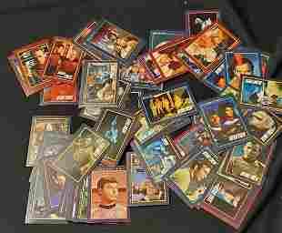 Star Trek Trading Cards  Large lot