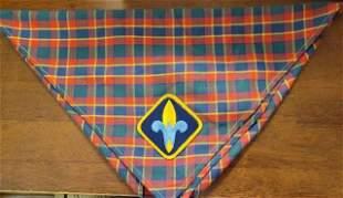 Webelos Scout Handkerchief or Scarf