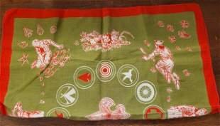 Vintage BSA Handkerchief or Scarf