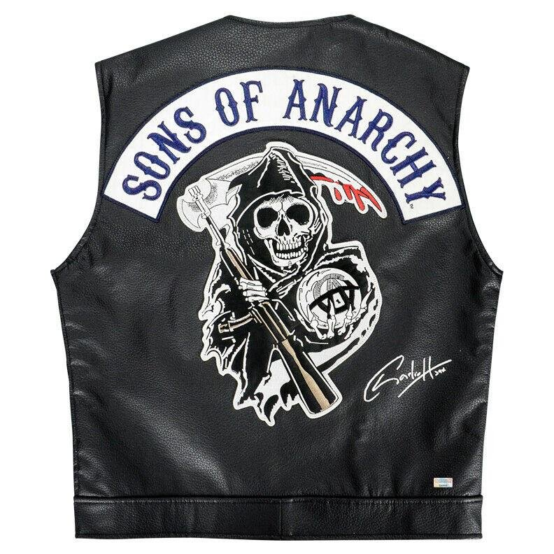 Sons of Anarchy signed  Samcra jacket