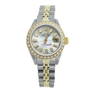 Preowned Excellent Condition Rolex Datejust Lady 26mm