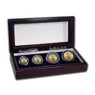 2020 4Coin Gold American Eagle Set BU