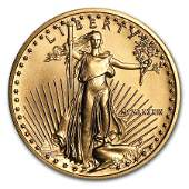 1989 14 oz Gold American Eagle BU MCMLXXXIX