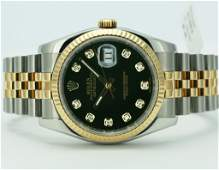PreOwned Rolex Datejust 116233
