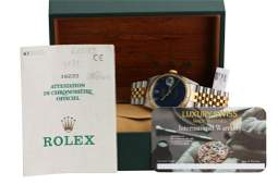 PreOwned Rolex Datejust 16233