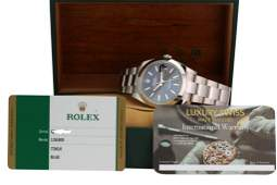 PreOwned Rolex Datejust II 126300