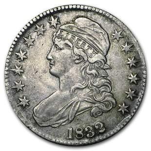 1832 Capped Bust Half Dollar XF