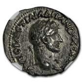 Roman Empire AR Hemidrachm Emperor Hadrian (117-138 AD)