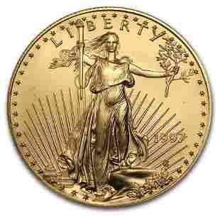 1997 1 oz Gold American Eagle BU
