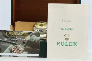 Pre-Owned Rolex Oysterdate Precision 6694
