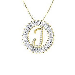 4.61 ctw Diamond Necklace 18K Yellow Gold