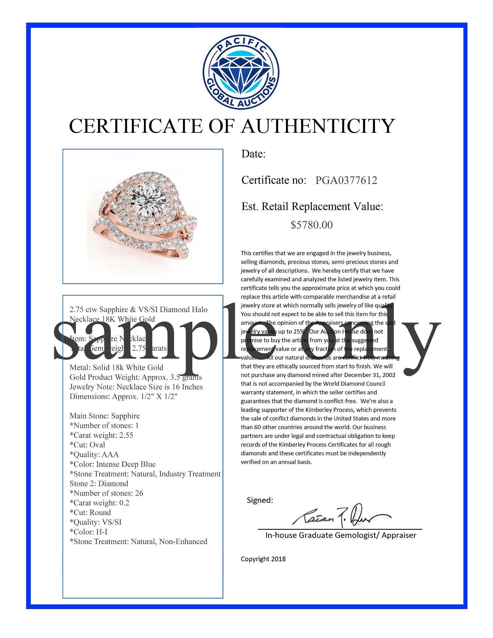 Natural 1.76 CTW Amethyst & Diamond Engagement Ring 14K