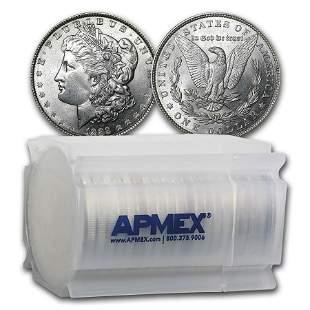 1889 Morgan Dollars BU (20 Count Roll)
