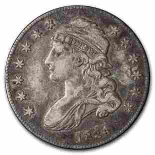 1834 Bust Half Dollar XF (Sm Date, Sm Letters)