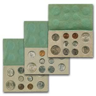 1952 U.S. Double Mint Set