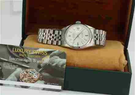 Pre-Owned Rolex Datejust 16014