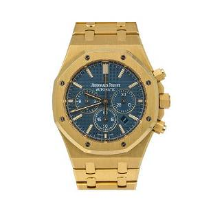 Audemars Piguet Royal Oak Chronograph 26320BA 41MM Blue
