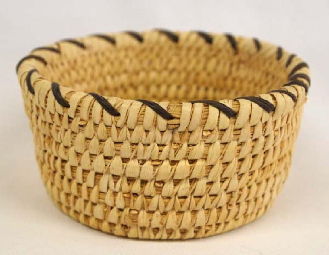 Native American Tohono O'odham Basket