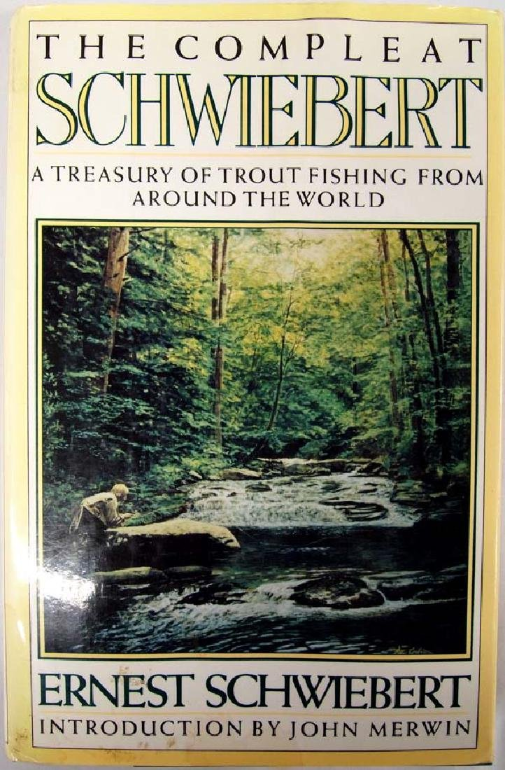 1990 The Compleat Schwiebert, Book on Fishing