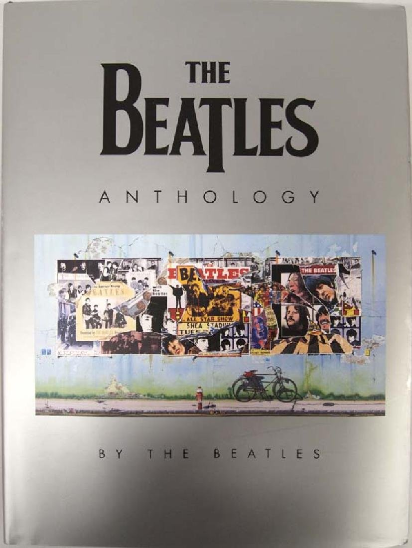 The Beatles Anthology by The Beatles, Book