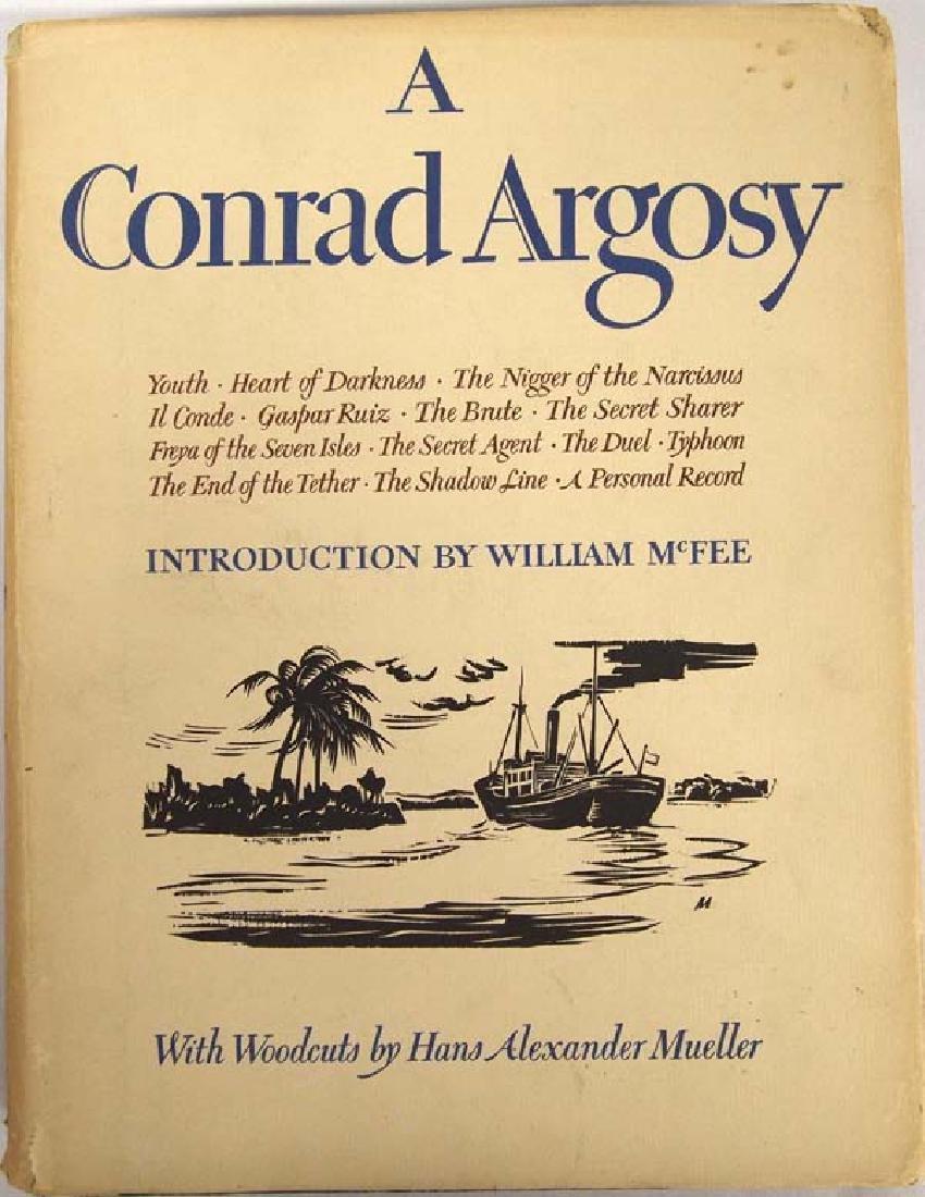 A Conrad Argosy by William McFee, Hardback Book