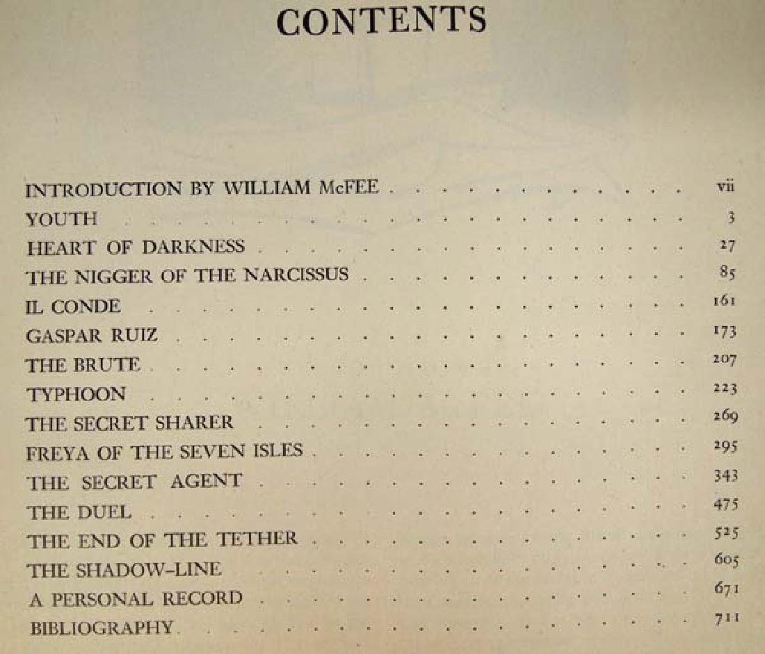 A Conrad Argosy by William McFee, Hardback Book - 4