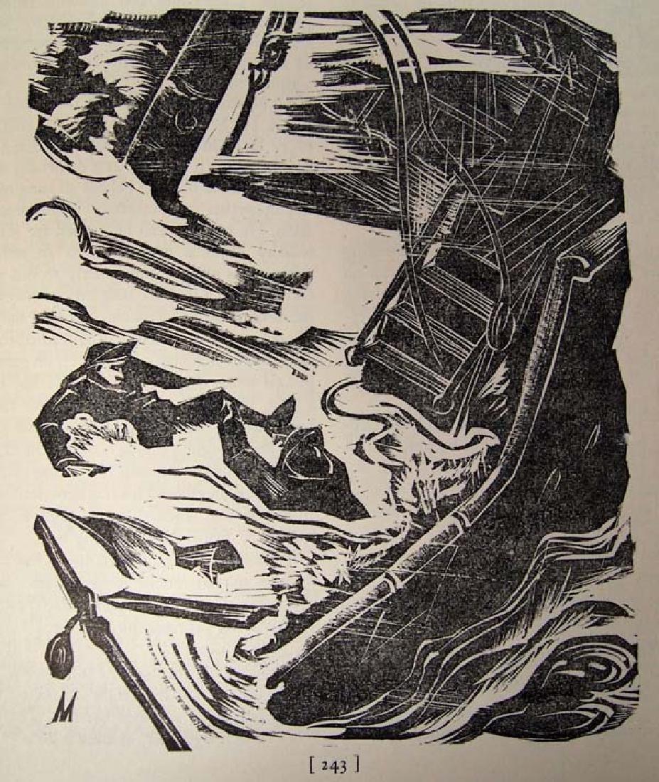 A Conrad Argosy by William McFee, Hardback Book - 5