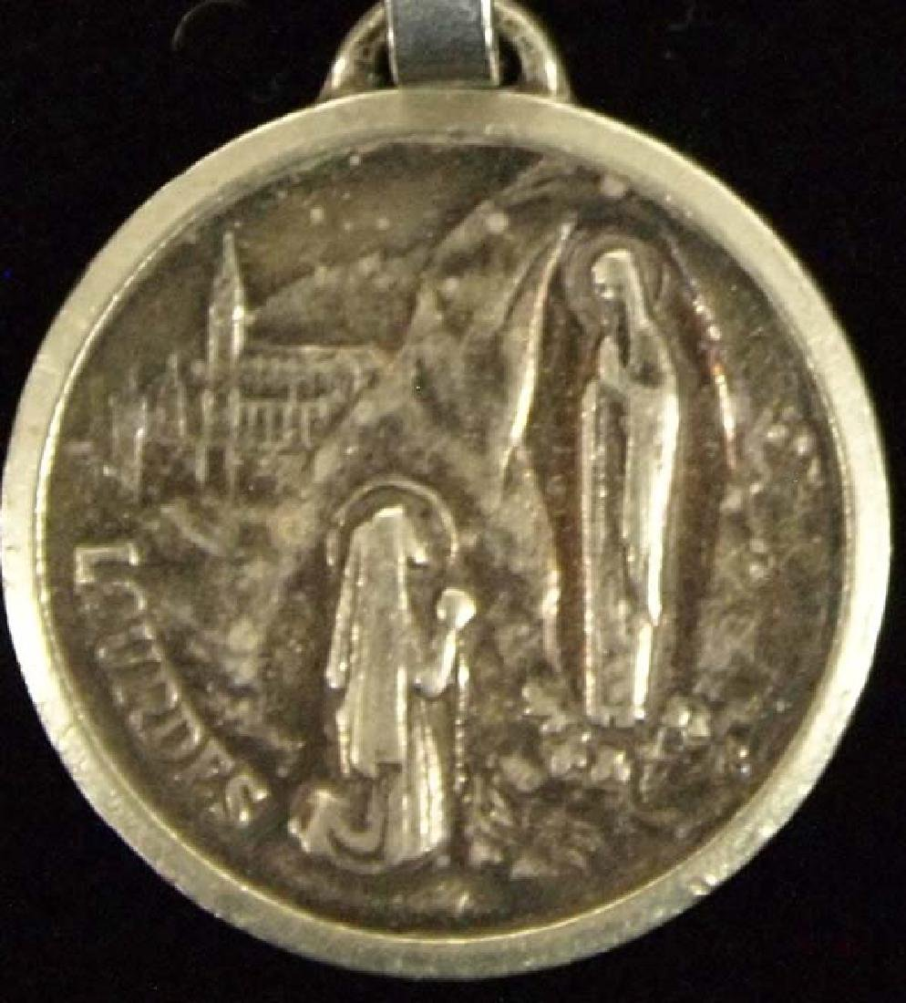 Sterling Silver Pin and Pendant - 2