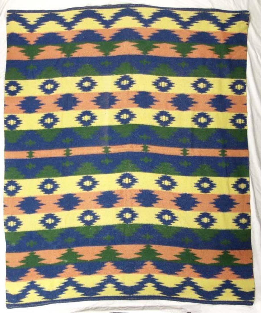 Vintage Cotton Beacon Blanket