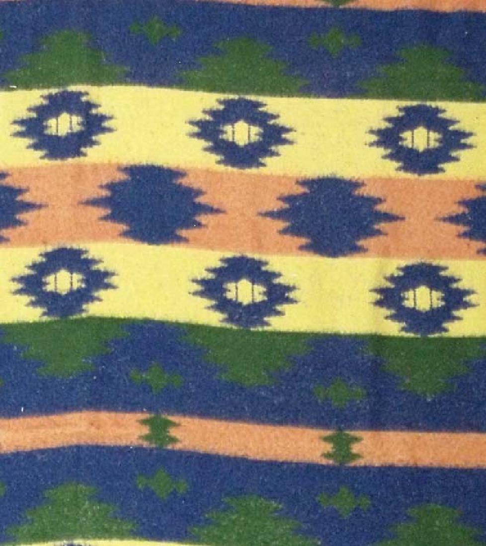 Vintage Cotton Beacon Blanket - 2