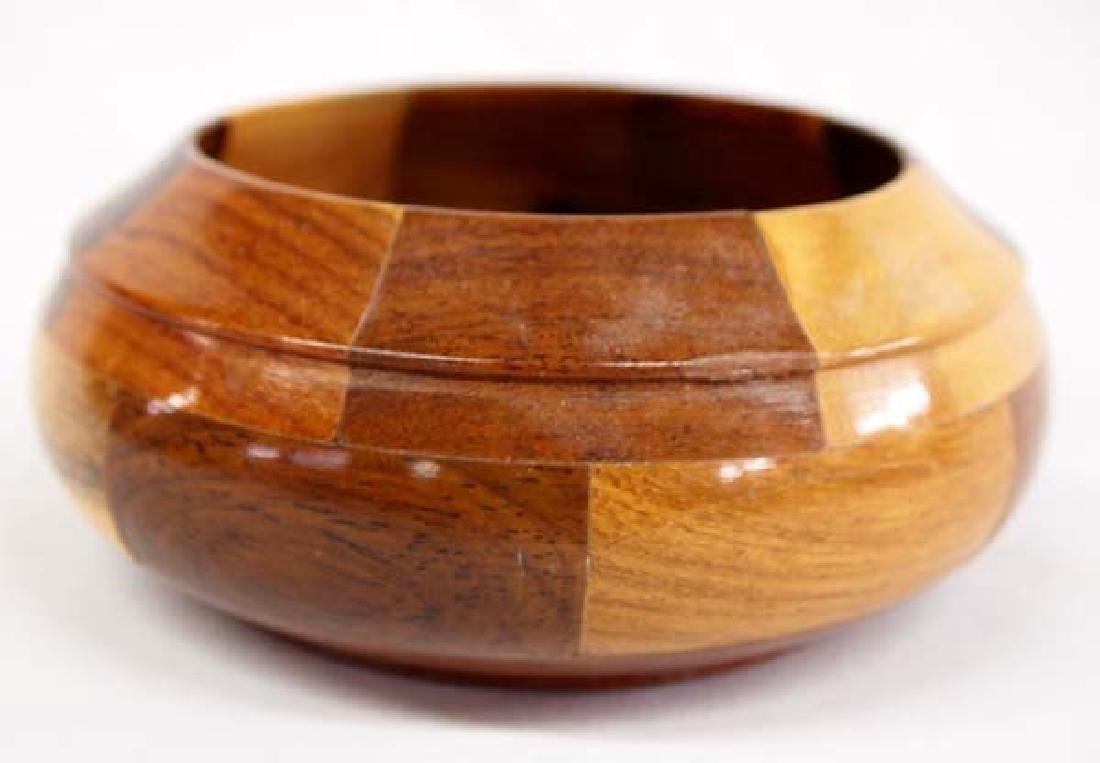 Inlay Wood Bowl - 2