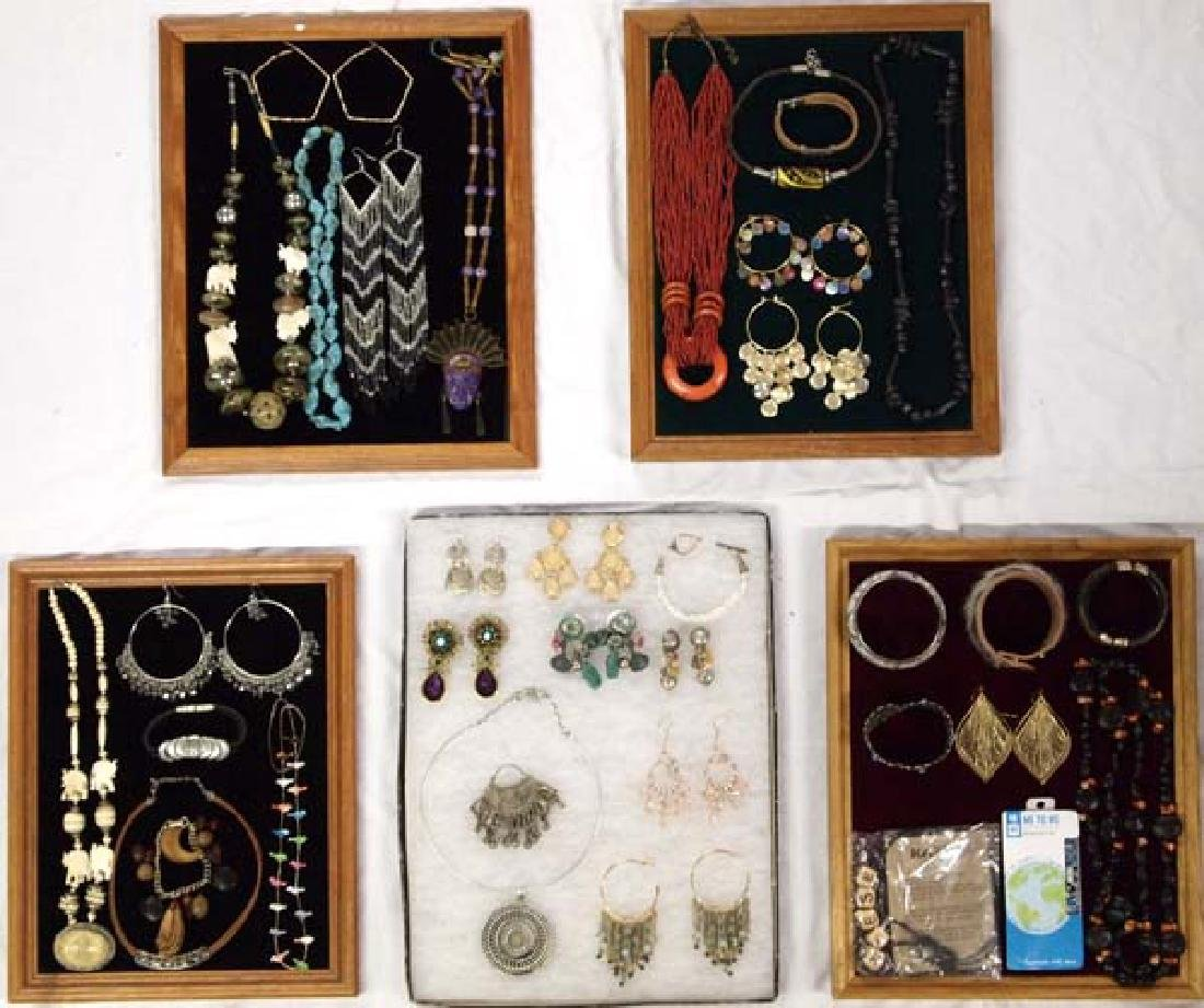 World Traveler's Jewelry Collection