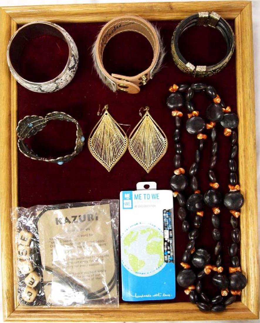 World Traveler's Jewelry Collection - 2