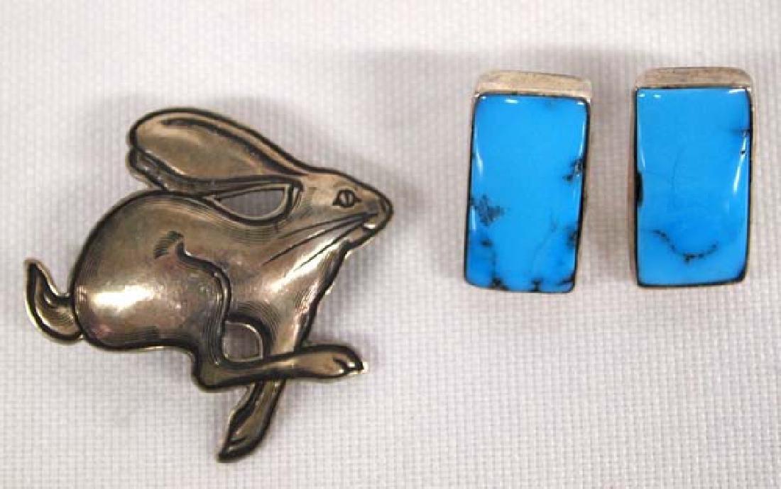 2 Southwestern Jewelry Pieces