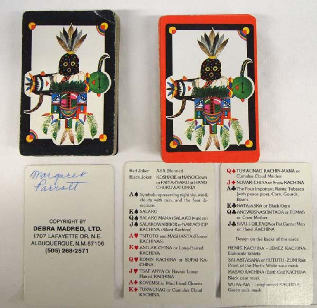 2 Decks of Shalako Playing Cards in Original Case