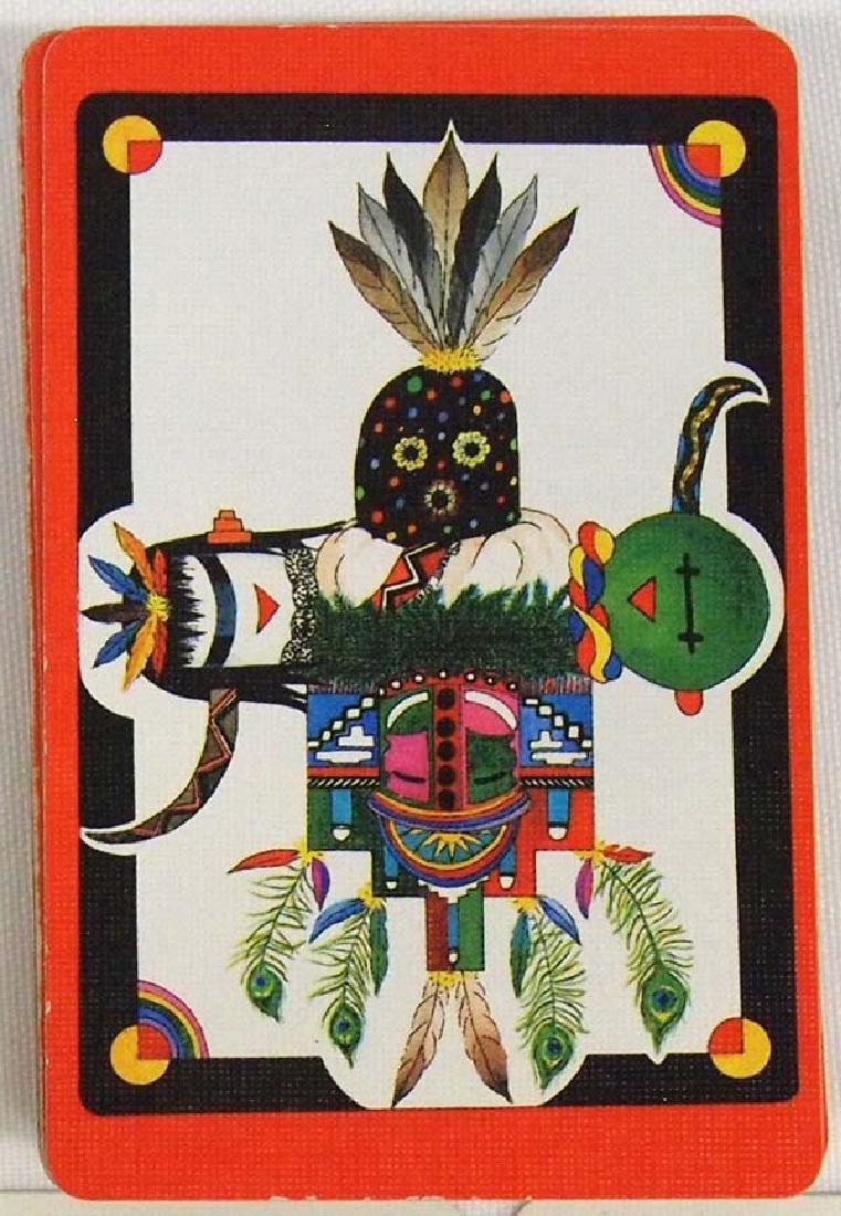 2 Decks of Shalako Playing Cards in Original Case - 3