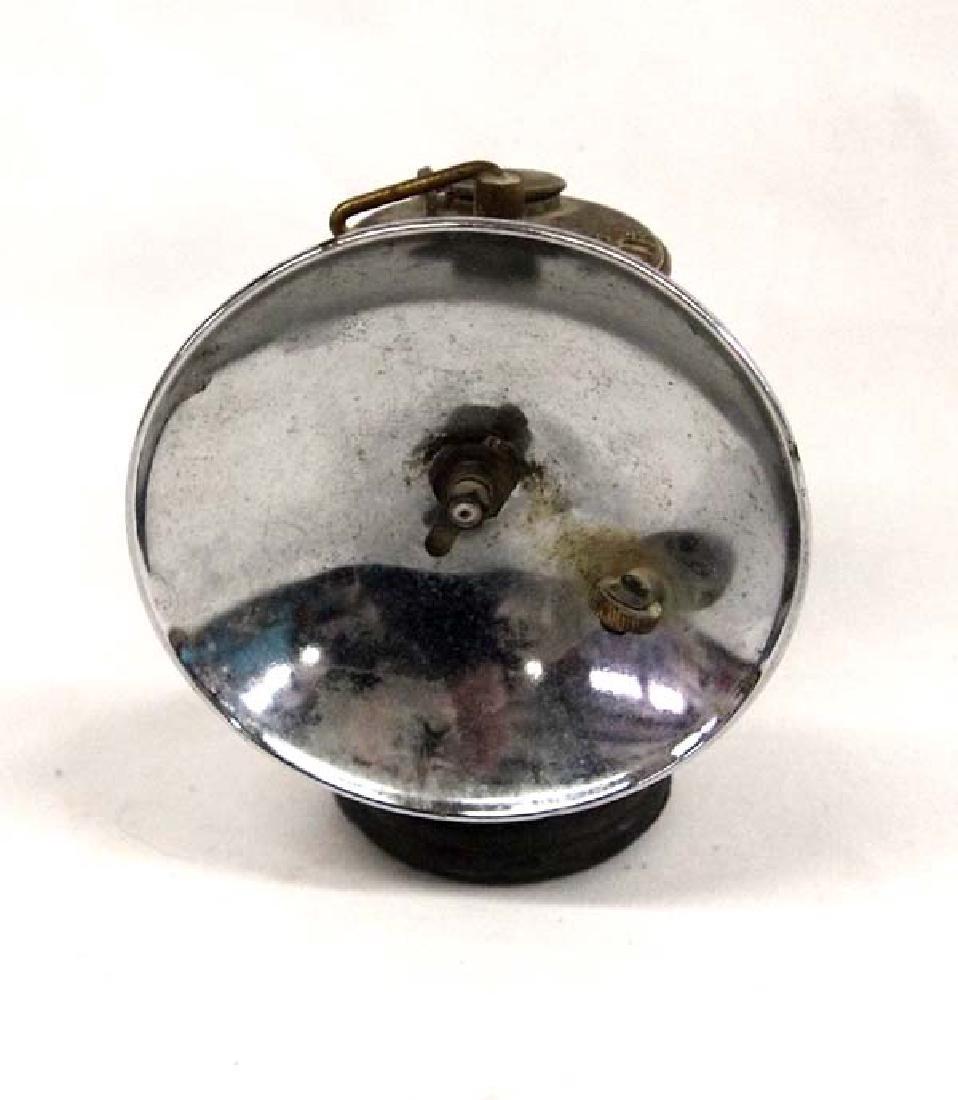 Antique British Premier Miner's Lamp - 2