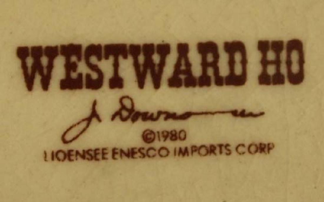 Westward Ho Western Americana Pitcher - 4