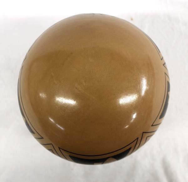 Mata Ortiz Polychrome Jar by Luis Ortiz - 3