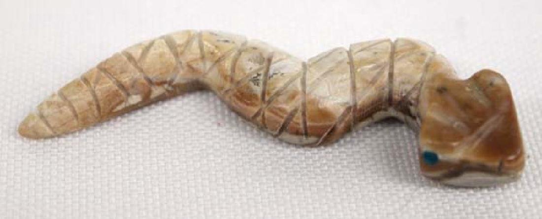 Native American Zuni Snake Fetish