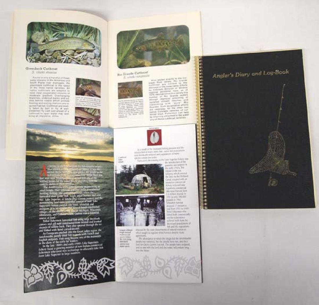 Collection of Fishing Books & Booklets - 2