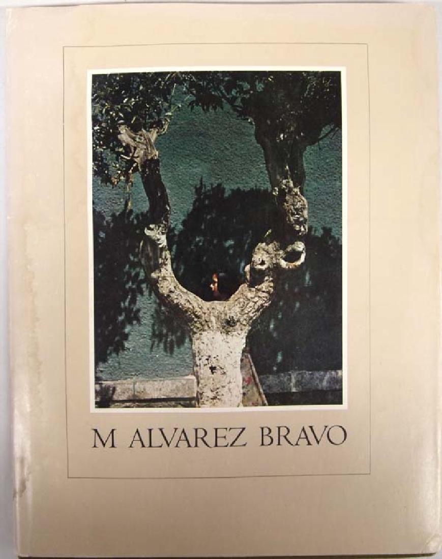 1978 M Alvarez Bravo by Jane Livingston, Book